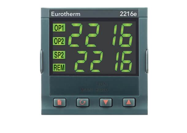 Eurotherm Make 2200 Temperature Controller / Programmer From Shree Venkateshwara Controls
