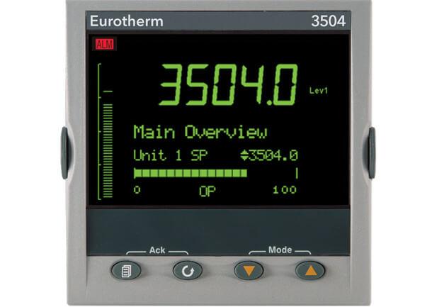 3504, 3508 – Precision control of temperature and process variables From Shree Venkateshwara Controls