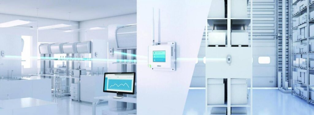 viewLinc Continuous Monitoring System By S V Controls