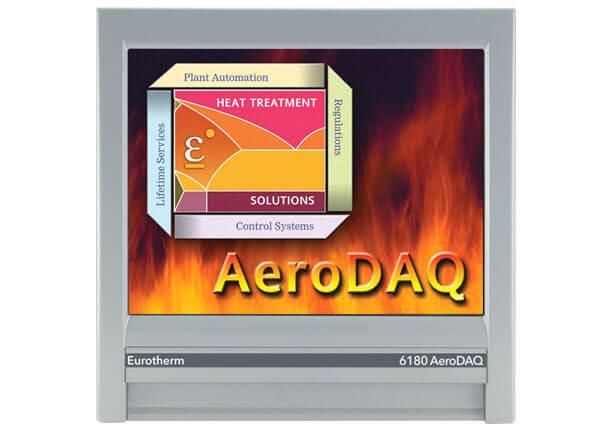 Eurotherm make 6180 AeroDAQ Graphic Recorder From Shree Venkateshwara Controls