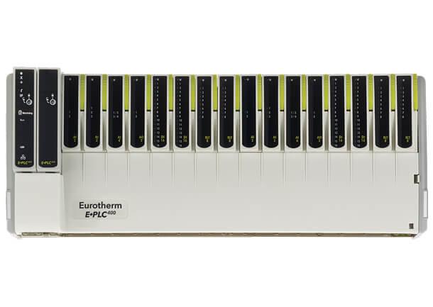 Eurotherm make E+PLC400 Combination PLC From Shree Venkateshwara Controls