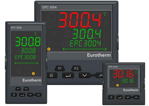 Eurotherm make EPC3000 Programmable Controllers From Shree Venkateshwara Controls