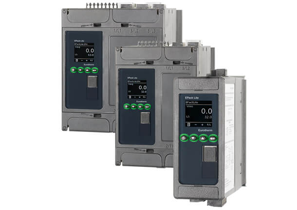 Eurotherm EPack ™ Lite Compact SCR Power Controllers From Shree Venkateshwara Controls