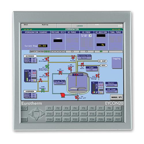 Eurotherm Eycon 10/20 Visual Supervisor From Shree Venkateshwara Controls