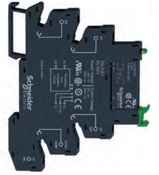 Eurotherm SSL1 Slim Socket SSRs From Shree Venkateshwara Controls
