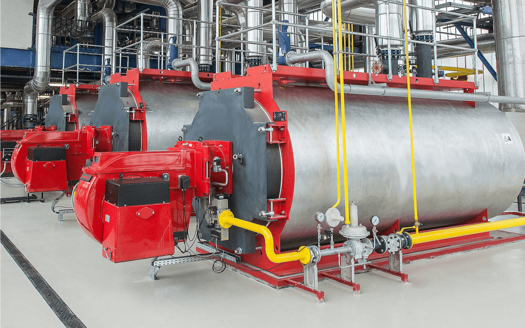Boiler Industry Services By S V Controls