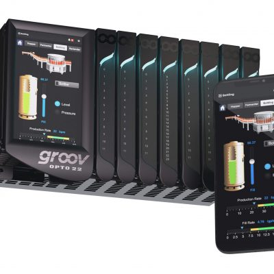 groov EPIC system of Opto 22 supplied by S V Controls