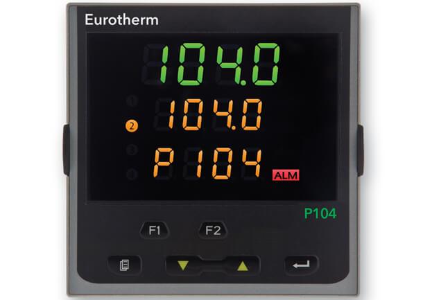 Eurotherm make Piccolo™ Controller P116 / P108 / P104 From Shree Venkateshwara Controls