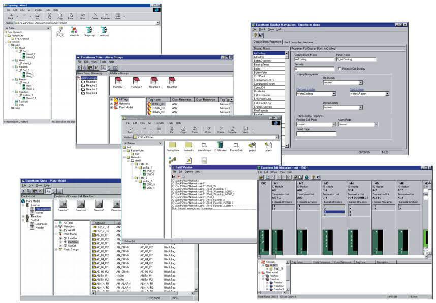 Eurotherm Project Studio / Developer From Shree Venkateshwara Controls
